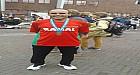 حسن لغدايش نموذج حقيقي  لهواة الجري  ونتيجة  جد مهمة بماراطون امستردام