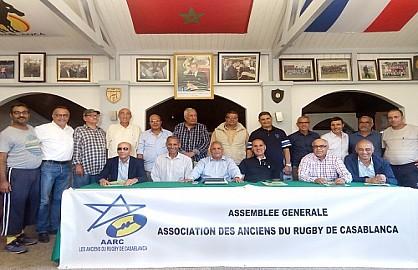 جمعية قدماء الريكبي البيضاوي يدعون إلى توحيد الصفوف في أشغال الجمع العام العادي
