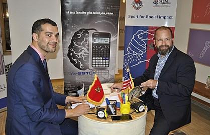 Partenariat stratégique entre TIBU Maroc et STEM Sports