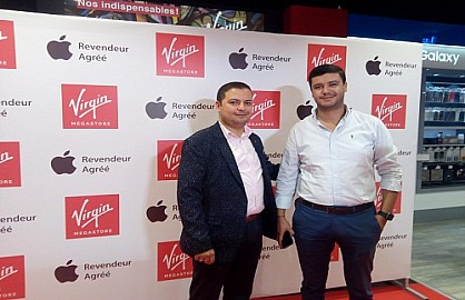 Virgin Megastore Casablanca Anfaplace