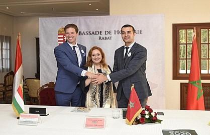 Signature de partenariat entre TIBU Maroc et Parents'HouseFoundation