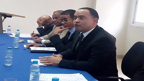 في افق الجمع العام لعصبة الدارالبيضاء سطات للجيدو