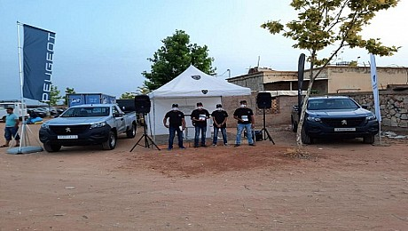 عودة الـ Pick-up عند PEUGEOT PEUGEOT LANDTREK الجديد يلتقي بالمغاربة في المدن والقرى