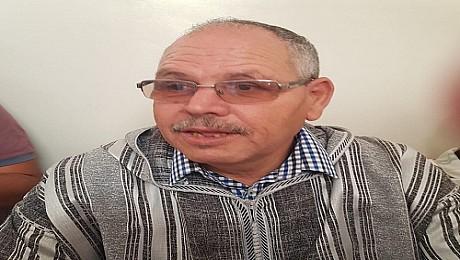 احمد  واهروش رجل  المرحلة  بامتياز ورهان حزب البام كسب الرهان بالحفاظ على سيرورة مشاريع امزوضة