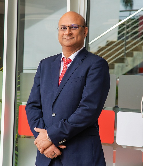 Airtel CEO and Managing Director_Apoorva Mehrotra
